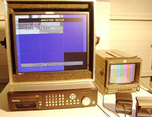 Bolide 8 Channel 8 Ch Professional Dvr Recorder 500gb Hard