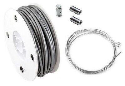 kit gaine et cable pour frein Avant pour peugeot 103