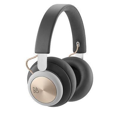 NEW B&O PLAY Beoplay H4 Wireless Over-Ear Headphones - Charcoal Grey