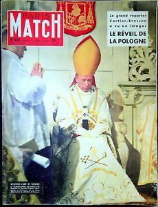 Paris-Match-N-404-du-5-janvier-1957-le-reveil-de-la-Pologne-cardinal
