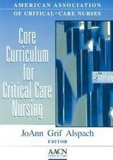 Core Curriculum for Critical Care Nursing, 5e