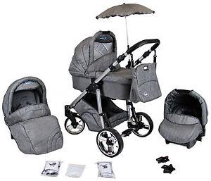 pluto kombikinderwagen kinderwagen mit babyschale. Black Bedroom Furniture Sets. Home Design Ideas