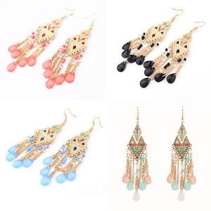 Elegant-Women-Resin-Beads-Drop-Dangle-Ear-Stud-Earrings-Fashion-Ladies-Jewelry