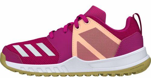 Adidas performance niños ocio-Fitness-zapato fortagym K con cordones Pink