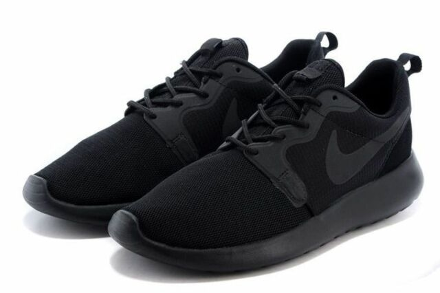 sports shoes e1000 e12ca AUTHENTIC Nike Roshe Run One Hyperfuse Black 642233 002 Women Running shoes  size
