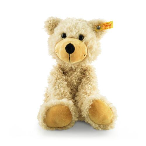 STEIFF Charly Teddy Bear Heat cushion EAN 116001 20cm Beige Baby safe gift New