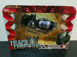 Transformers Mixmaster Revenge Of The Fallen - Nouveau Misb Rare