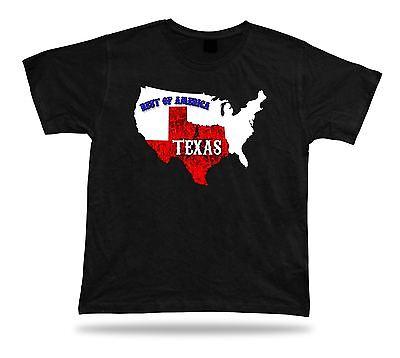 white Black Navy  yellow pink cotton T-shirt shirt Texas State T-Shirt unisex short sleeve  Texas design print Texas map T