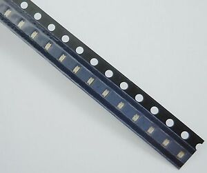 100Pcs-New-0603-SMD-Blue-LED-100mcd