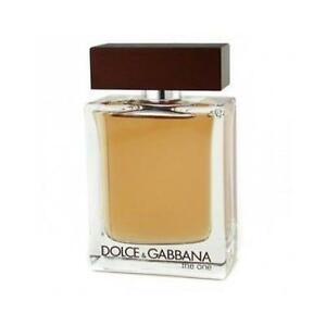 THE ONE Dolce Gabbana D G Cologne Men 3 3 3 4 oz NEW TESTER WITH CAP /4007852