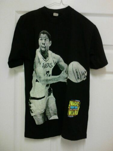 Magic Johnson  Size Medium Vintage T Shirt