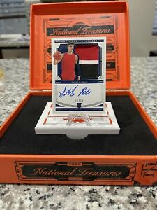 Lamelo Ball 2020 Rookie National Treasures 1/1 Last Of Its Kind #35/35 Auto ROY