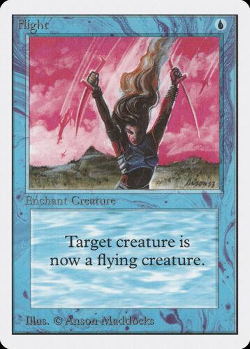 Flight Unlimited MINT+ Blue Common MAGIC THE GATHERING MTG CARD ABUGames