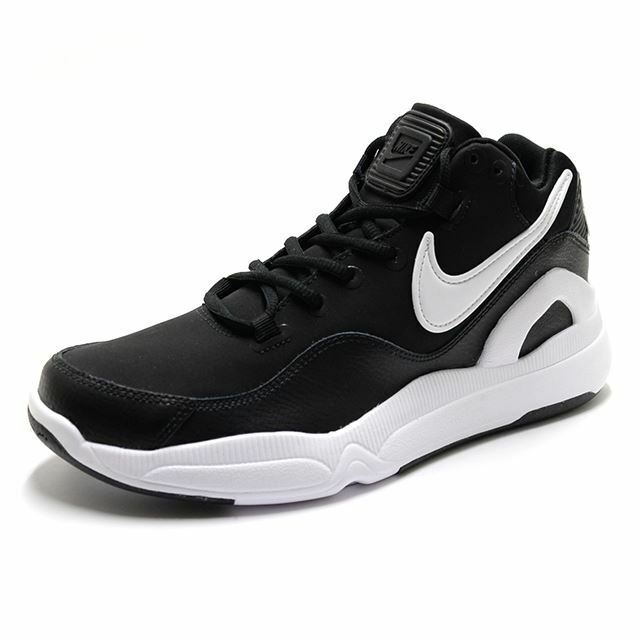 Men's Nike Dilatta Casual shoes Black White Sizes 8-13 New In Box AA2159-001