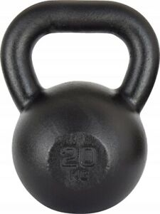 20-kg-Pro-Kettlebell-Kugelhantel-Cast-Iron-Kettle-bell-Crossfit-Fit-lifting-ball