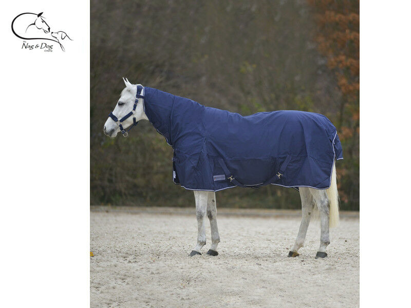 Waldhausen Lightweight No Fill Lite Turnout Rug Rain Sheet Combo FREE P&P