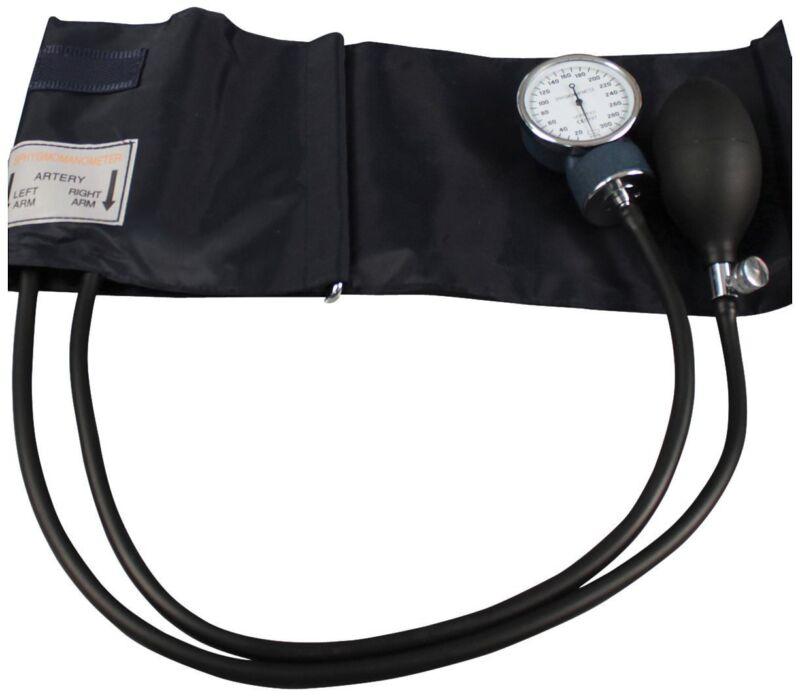 Pediatric Aneroid Sphygmomanometer Blood Pressure Monitor with CHILD Sized Cuff