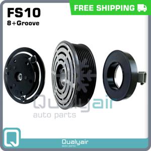 AC-Compressor-Clutch-Assembly-Fits-Ford-F150-amp-550-Super-Duty-FS10-PV8-CM135079
