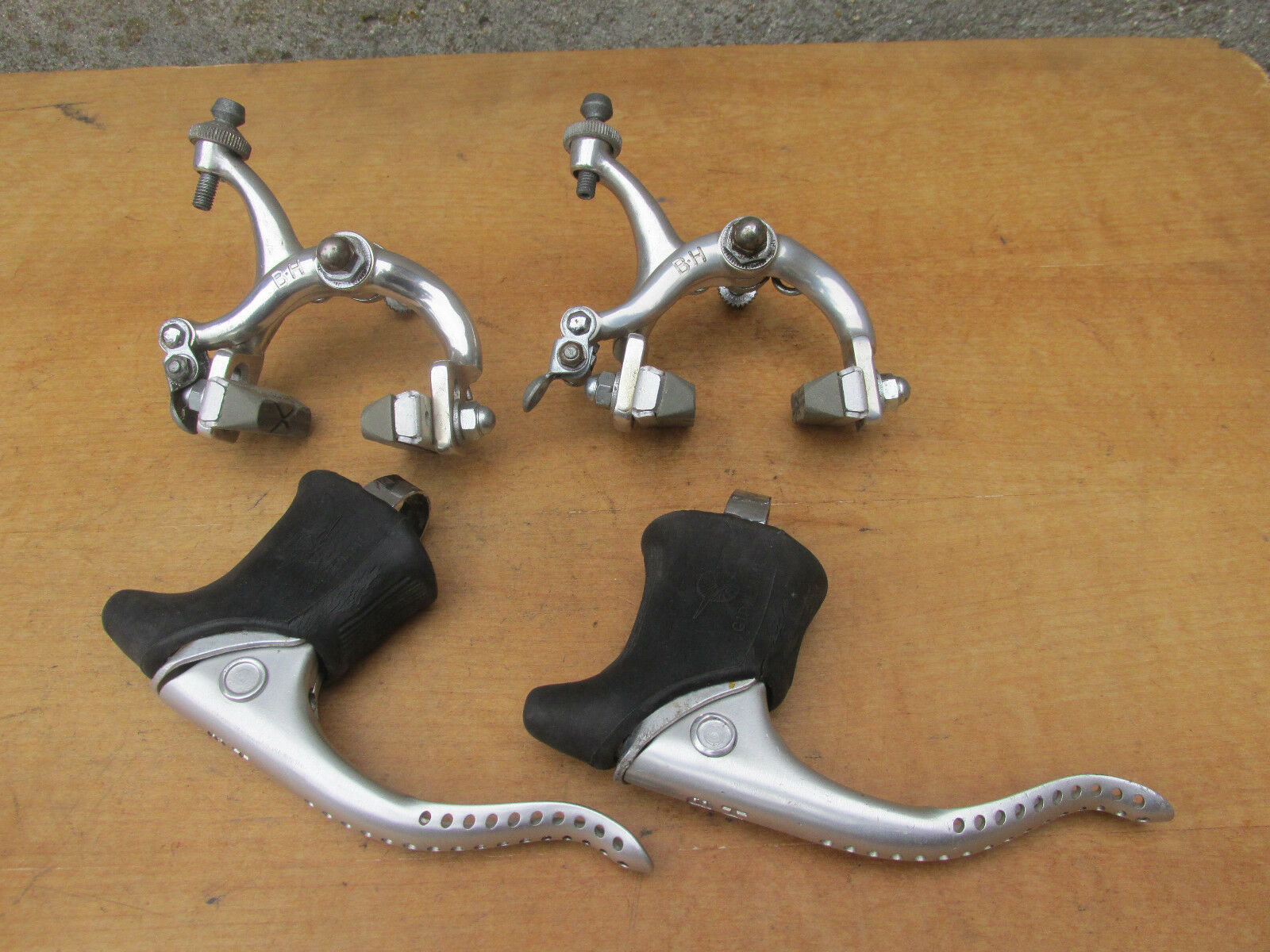 CAMPAGNOLO GS GRAN SPORT FREIN VELO  BH Beistegui VINTAGE BICYCLE BRAKE SET  the most fashionable