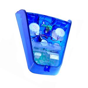 Scantronic Eaton Radio External Sounder Siren Grade 2 Blue SDR-REXT-G2-BL-NC