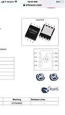 Ipp80n08-IPP 80n08 Transistor MOSFET