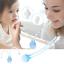 Baby-Neonati-nasale-Muco-aspirazione-a-vuoto-ASPIRATORE-neonato-Naso-Pulitore-Snot-POMPA miniatura 1