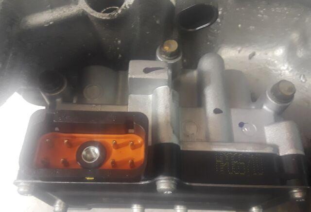 Neon Transmission Solenoid Block 41te A604