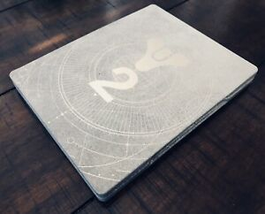 Destiny 2 PS4 XBOX ONE PC Collector's Limited Edition Steelbook Case (No Game!)