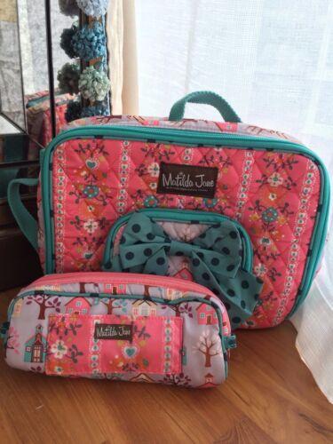 MATILDA JANE Pencil Case textbook//hyacinth Lesson Plan Lunch Box