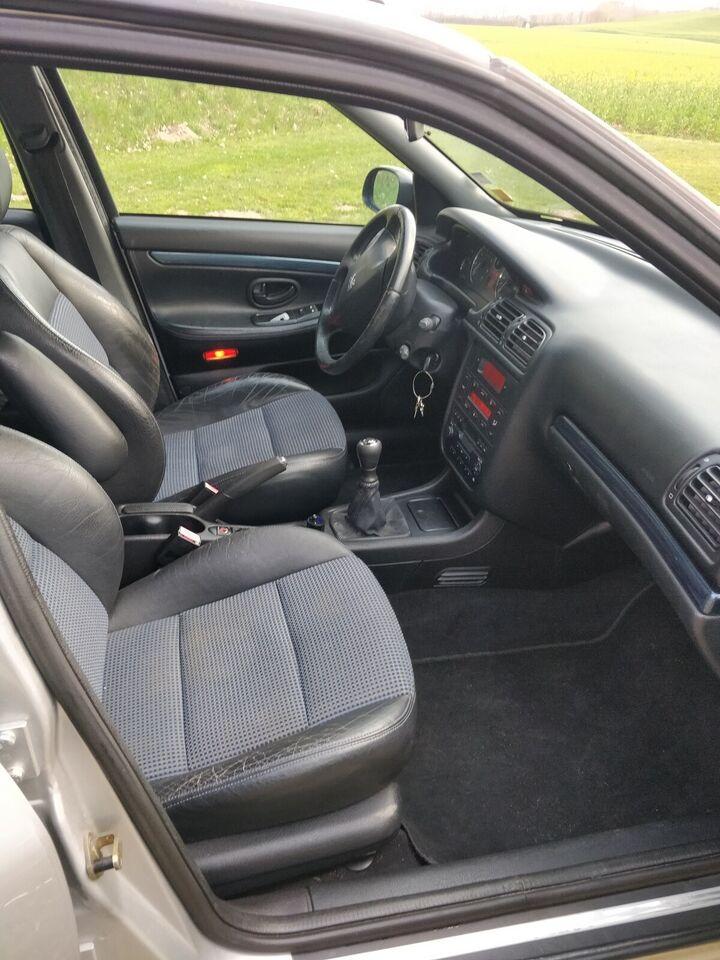 Peugeot 406, 2,2 TS4, Benzin