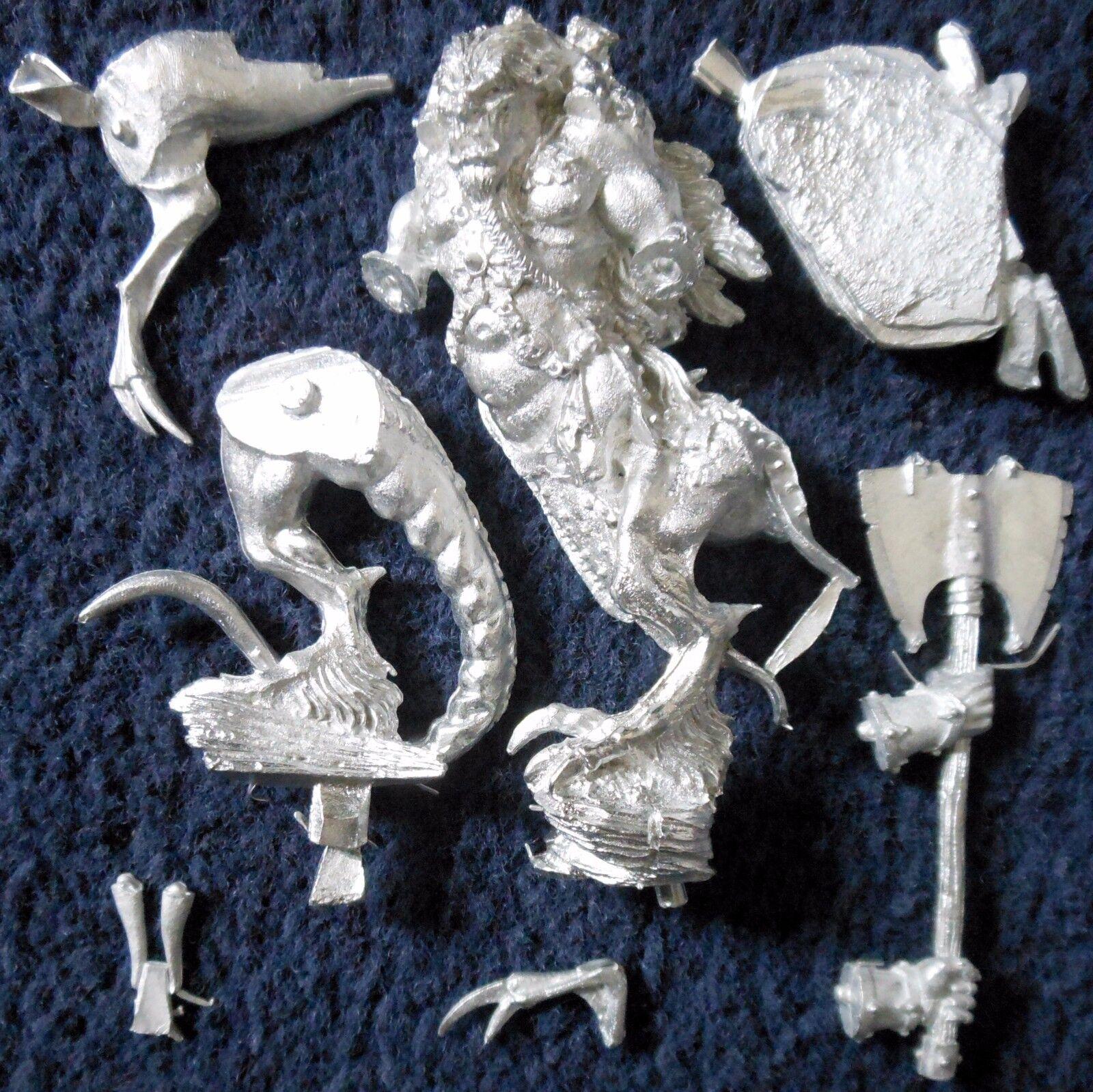 2003 Chaos Dragon Ogre Shaggoth Games Workshop Warhammer Army Ogor Cavalry AOS
