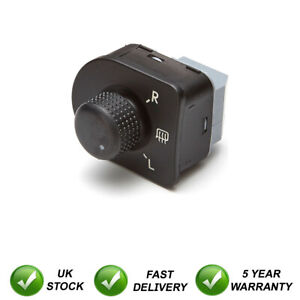 Elettrico-Specchietto-Pomello-Interruttore-Controllo-Ant-Dx-Per-Golf-Mk4-1-8