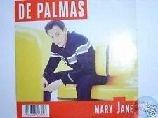 GERALD DE PALMAS MARY JANE CD SINGLE.