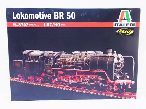 59277Italeri 8702 Lokomotive BR 50 Bausatz 1:87 NEU in OVP