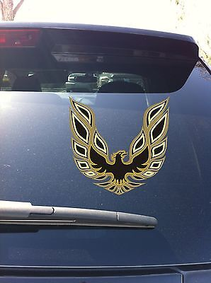 Pontiac Firebird Vinyl Window Wall Car Decal Sticker