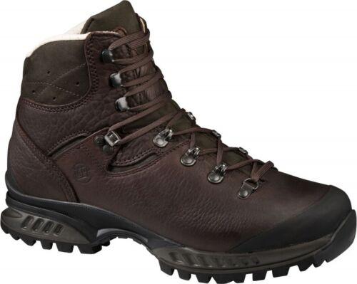 HANWAG Trekking Yak Schuhe Lhasa WIDE Größe 11,5-46,5 marone