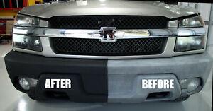 Black Trim Restorer | Restore Your Cars Faded Black Trim | That Black Stuff