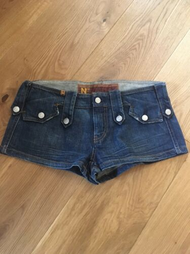 Hotpants Denim Hotpants Shorts Varsle Varsle Denim Denim Varsle Shorts Opxw1q1