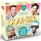 Stars of Country by Various Artists (CD, Oct-2014, 3 Discs, My Kind of Music)
