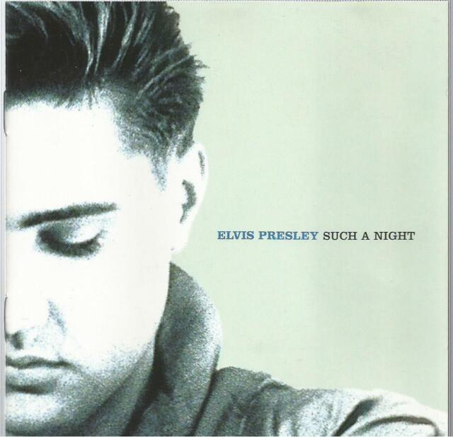 Elvis Presley - Such A Night (Essential Elvis Vol. 6) 2000 CD album