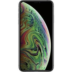 Apple-iPhone-XS-MAX-64GB-Space-Grey-Unlocked-Grade-C-034-Faulty-Touch-ID-amp-Camera-034