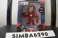 4 Metals Iron Man Die Cast Marvel Figures Civil War M46 Winter Soldier Machine