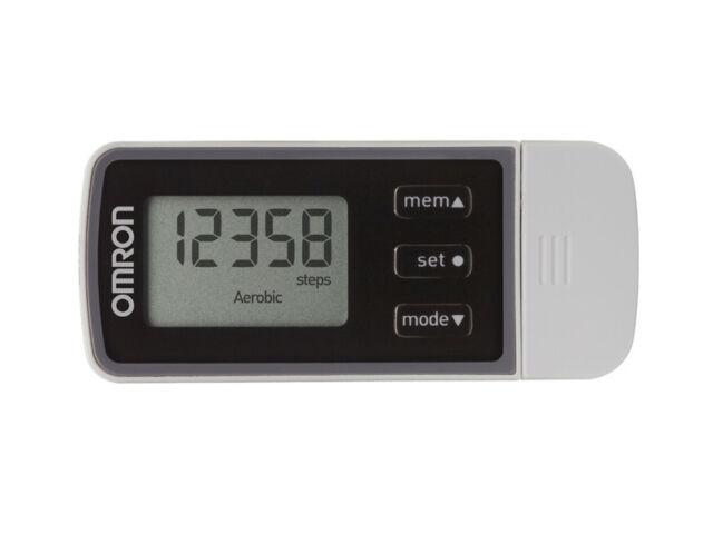 Omron HJ322U-E Walking Style Pro 2.0 Pedometer