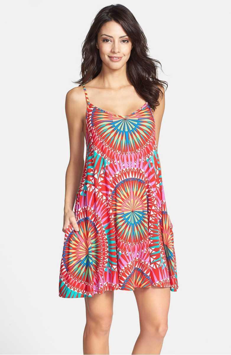 NWT  Mara Hoffman Strappy Swing Dress [SZ Small]  B360