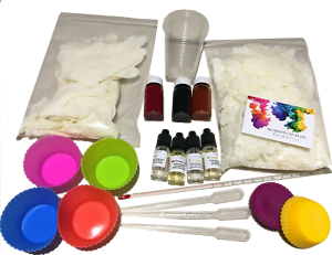 Wax-Melt-Tart-Candle-Kit-DIY-Make-Your-Own-Starter-Set-Eco-Soy-Fruity-set-2