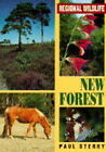British Regional Wildlife: New Forest by Paul Sterry (Paperback, 1995)