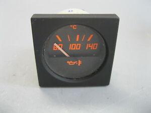 Ferrari Mondial 3.2 Oil Temperature Gauge (Aus) # 130833 | eBay