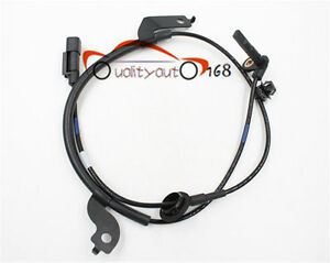 New 4670A576 4670A032 ABS Speed Sensor For Mitsubishi 4WD Outlander Lancer