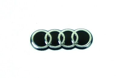Key Ring for Audi  A6 Badge Sticker for Audi A6