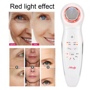 Skin Care Machine Anti-aging Vibration Face Beauty Ultrasonic Handheld Soothing